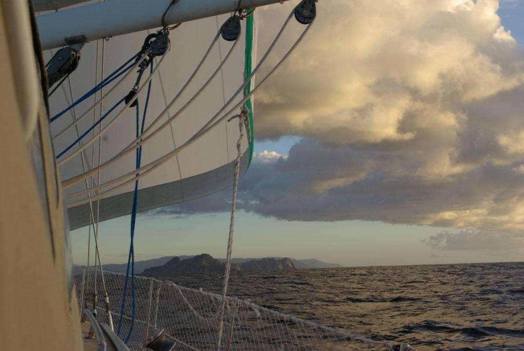 Les îles Cies sous le génois